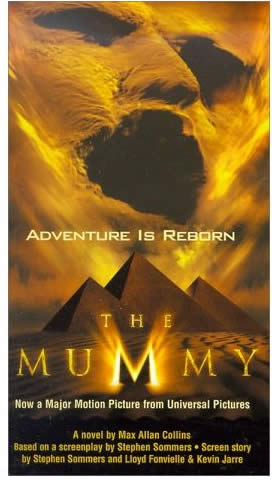 Book cover for share_ebook The Mummy or Ramses the Damned Anne Rice